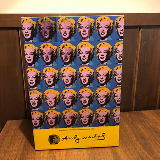 メディコムトイ(MEDICOM TOY)のAndy Warhol's Marilyn Monroe BE@RBRICK (その他)