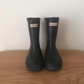ハンター(HUNTER)のhunter レインブーツ  15cm(UK9)(長靴/レインシューズ)