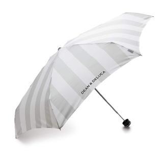 ディーンアンドデルーカ(DEAN & DELUCA)の晴雨兼用 DEAN&DELUCA 折り畳み傘 デルーカ 傘 日傘(傘)