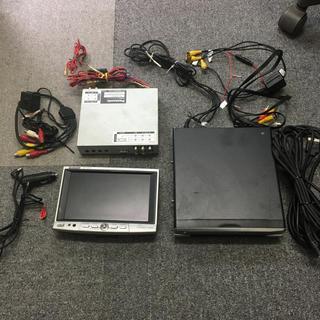 パナソニック(Panasonic)のPanasonic 車載 TV DVD プレーヤー(車内アクセサリ)