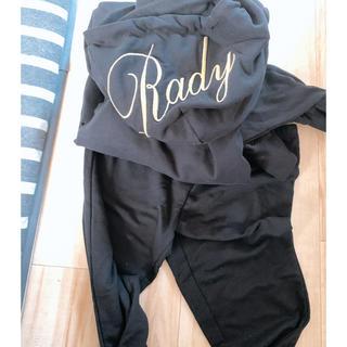 レディー(Rady)のRadyセットアップ(ルームウェア)