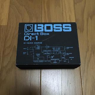 ボス(BOSS)の【完動品】BOSS DI-1(エフェクター)