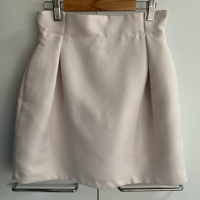 snidel(スナイデル)のsnidel 薄ピンク ミニスカート レディースのスカート(ミニスカート)の商品写真