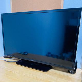 SHARP - 液晶カラーテレビ  32インチ hdpc付き