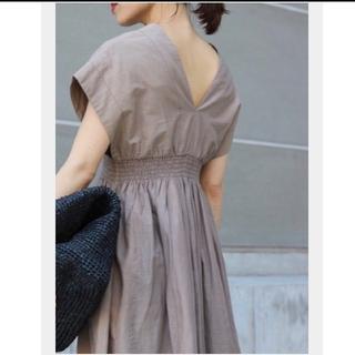 ノーブル(Noble)の今季 新品タグつき 【2020SS】MARIHA 夏の光のドレス(ロングワンピース/マキシワンピース)