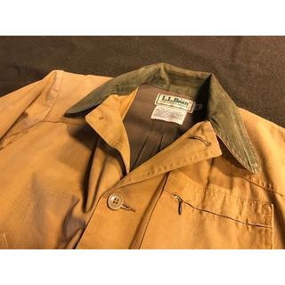 MADE IN U.S.A LL BEAN Field coatフィールドコート(カバーオール)