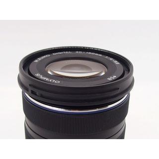 オリンパス(OLYMPUS)のM.ZUIKO DIGITAL ED 40-150mm F4.0-5.6 R(レンズ(ズーム))
