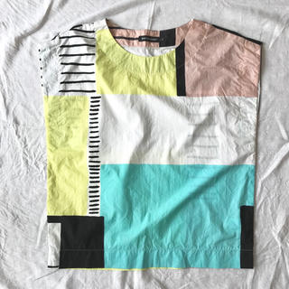 マリメッコ(marimekko)のULIMA トップス(シャツ/ブラウス(半袖/袖なし))
