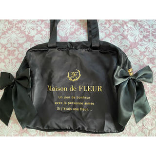 メゾンドフルール(Maison de FLEUR)のメゾンドフルール キャリーオンバッグ トラベルバッグ(トラベルバッグ/スーツケース)