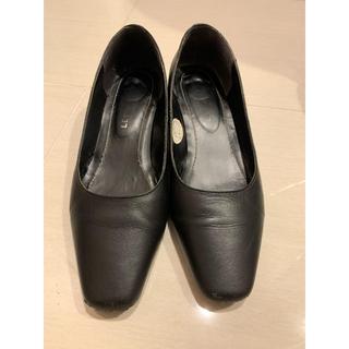 アオキ(AOKI)のビジネスシューズ 就活 パンプス 22.5 35cm 靴 レディース AOKI(ハイヒール/パンプス)