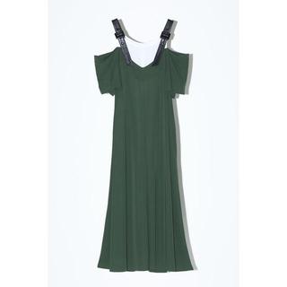 トーガ(TOGA)のtoga pulla HIGH TWIST SMOOTH DRESS(ロングワンピース/マキシワンピース)