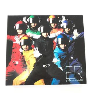カンジャニエイト(関ジャニ∞)のER(初回限定盤A)関ジャニ∞(ポップス/ロック(邦楽))