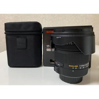 Nikon - sigma 17-50mm  f2.8 ex dc os hsm ニコン用