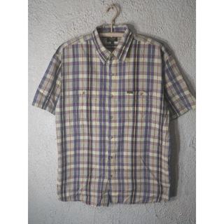 オシュコシュ(OshKosh)の6661 OSH KOSH 涼しげ 半袖 コットン チェック シャツ(シャツ)