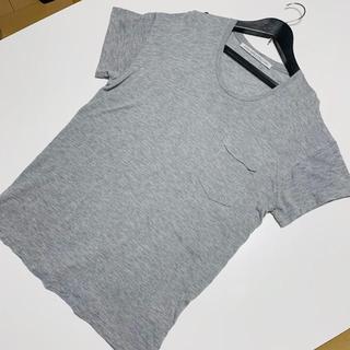 ジョンローレンスサリバン(JOHN LAWRENCE SULLIVAN)のジョンローレンスサリバン ロールアップ Tシャツ 日本製(Tシャツ/カットソー(半袖/袖なし))