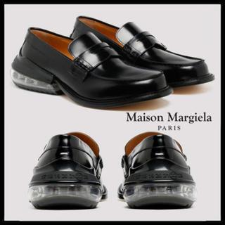 マルタンマルジェラ(Maison Martin Margiela)のmaison margiela airbagローファー マルジェラ 40(ドレス/ビジネス)