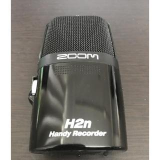ズーム(Zoom)のズーム ハンディレコーダー H2n(マイク)