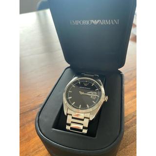 アルマーニ(Armani)のARMANI メンズ時計(腕時計(アナログ))