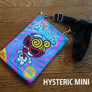 ヒステリックミニ(HYSTERIC MINI)のヒスミニ ショルダーバッグ ミニバッグ(ショルダーバッグ)