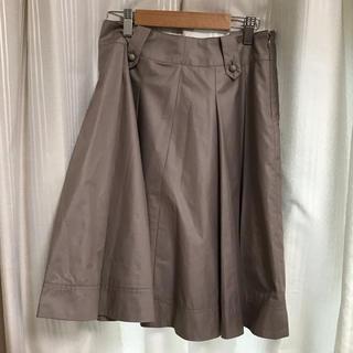 ロペ(ROPE)のロペ 膝丈スカート(ひざ丈スカート)