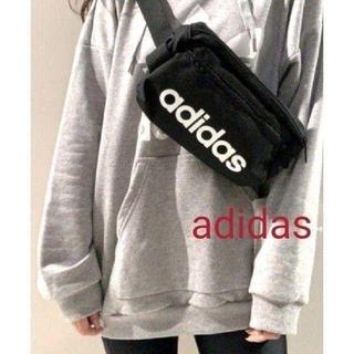 アディダス(adidas)の新品人気商品★adidas 男女兼用 ウエストバッグ★ボディバッグ(ボディーバッグ)
