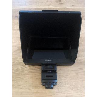 SONY - SONYクリップオンLCDモニターCLM-V55