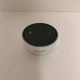 エコー(ECHO)のEcho Dot (エコードット) 第2世代 スマートスピーカー ホワイト(スピーカー)