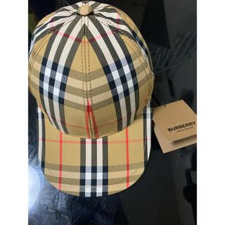 バーバリー(BURBERRY)のバーバリー ベースボールキャップ burberry baseball cap(キャップ)