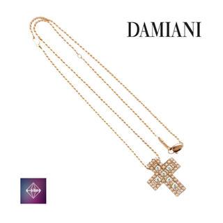 ダミアーニ(Damiani)の【美品】ダミアーニ ベルエポック ダイヤ M ピンクゴールド ネックレス(ネックレス)