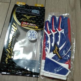 MIZUNO - 直営店限定 ミズノプロ バッティンググローブ 手袋