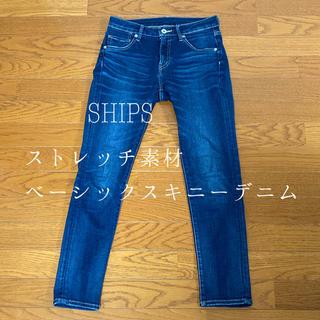 SHIPS - スキニーデニム