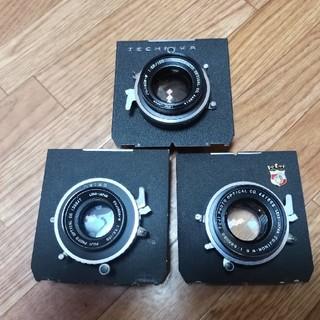 フジフイルム(富士フイルム)のFUJINON レンズ 3本まとめ ジャンク(レンズ(単焦点))