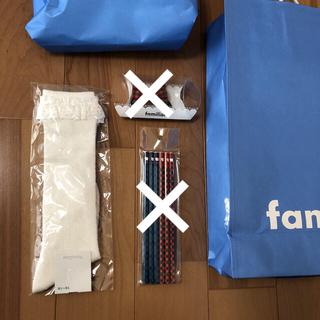 ファミリア(familiar)のファミリア 靴下 新品未使用(靴下/タイツ)