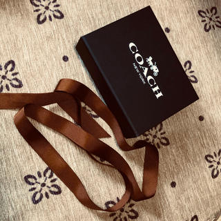コーチ(COACH)のcoach黒箱セット(ラッピング/包装)