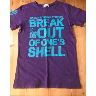 Tシャツ 紫(Tシャツ/カットソー)