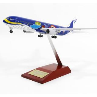 エーエヌエー(ゼンニッポンクウユ)(ANA(全日本空輸))のB767-300 ANA 全日空 マリンジャンボJr JA8579 1/200(模型/プラモデル)
