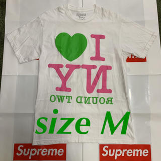 Round Two I Love NY tee Sean Wotherspoon(Tシャツ/カットソー(半袖/袖なし))