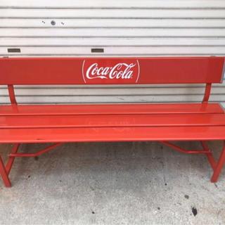 コカ・コーラ - コカコーラ  コカ・コーラベンチ