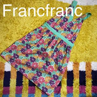 フランフラン(Francfranc)の【フランフラン】エプロン【Francfranc】(その他)