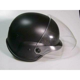 ライオット シールド ヘルメット サバゲー 装備 草刈りにも