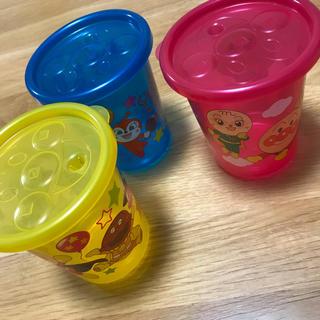 アンパンマン(アンパンマン)のアンパンマン ストローボトル コップ(マグカップ)