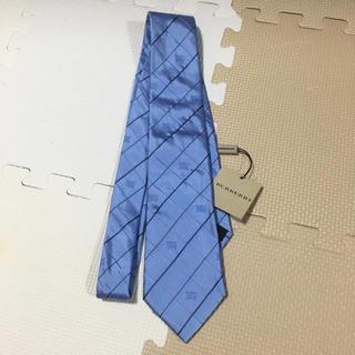 バーバリー ネクタイ 新品タグ付き
