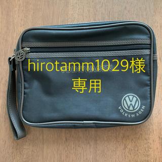 フォルクスワーゲン(Volkswagen)の【VOLKSWAGEN】セカンドバッグ 未使用(セカンドバッグ/クラッチバッグ)