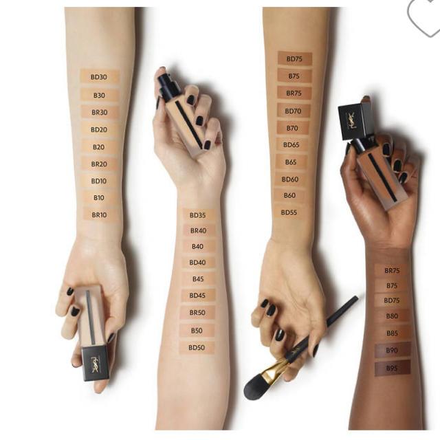 Yves Saint Laurent Beaute(イヴサンローランボーテ)のysl アンクル ド ポー オール アワーズ ファンデーション コスメ/美容のベースメイク/化粧品(ファンデーション)の商品写真