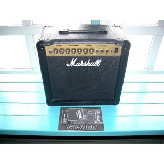 ギブソン(Gibson)の【売約】Marshall Guitar Amplifier G15RCD (ギターアンプ)