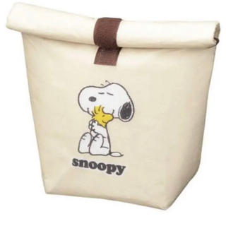 SNOOPY - スヌーピー  保冷温 ランチバッグ