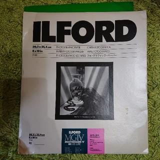 フジフイルム(富士フイルム)のILFORD アナログ/フィルム用 印画紙フォトグラフィックペーパー(暗室関連用品)