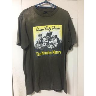 ナンバーナイン(NUMBER (N)INE)のナンバーナイン ドリーム期 ブラック Tシャツ  サイズ3(Tシャツ/カットソー(半袖/袖なし))