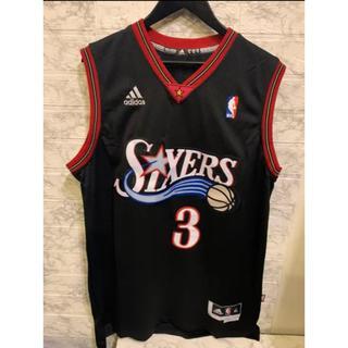 adidas - NBA Iverson アイバーソン ユニフォーム シクサーズ  Sixers
