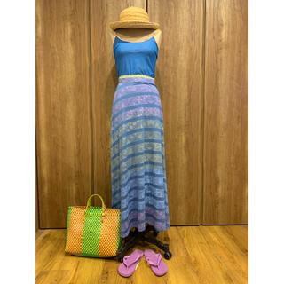 アッシュペーフランス(H.P.FRANCE)のマキシスカート 1 /Juana de Arco ホォアナデアルコ(ロングスカート)